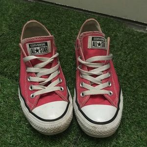 💕GREAT CONDITION💕 Pink Chuck Taylor All-Stars